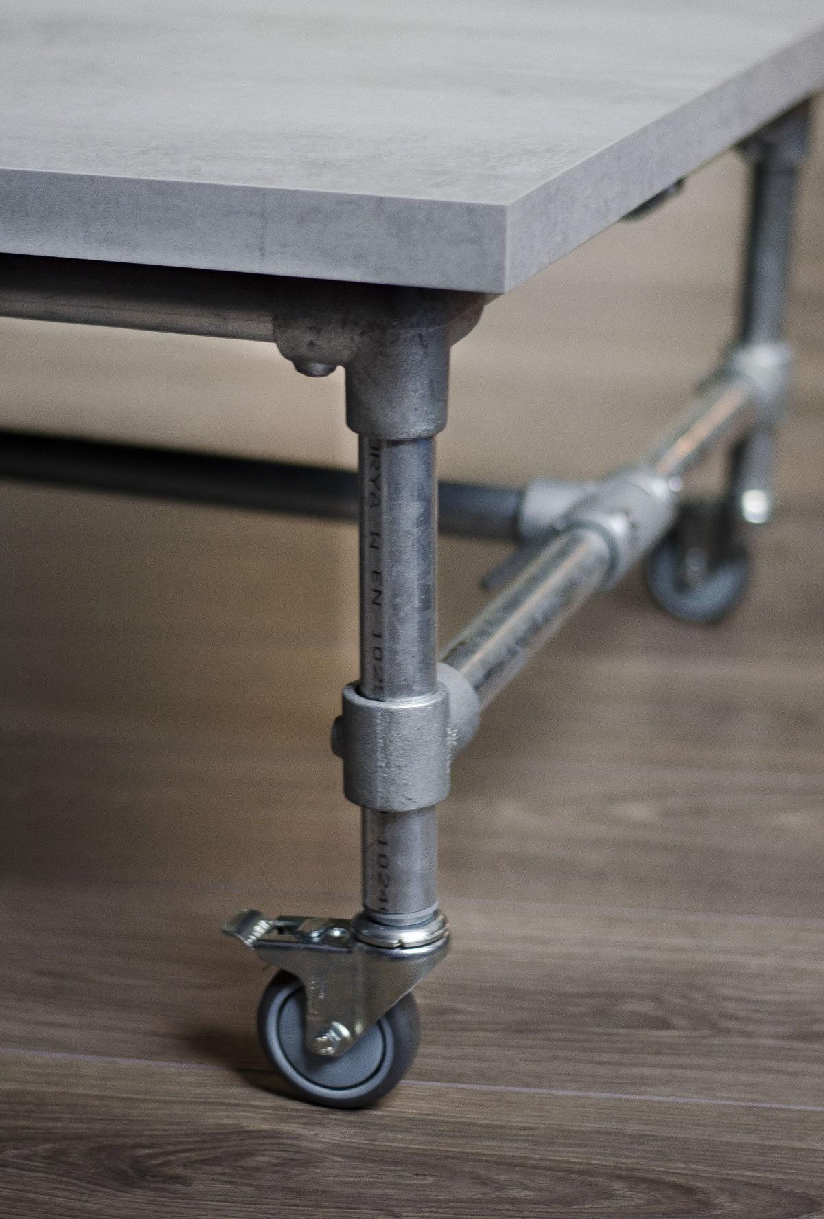Modellen tafels en tafelbladen   Tavolo enzo