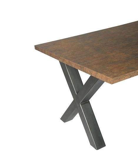 Modellen tafels, bankjes en stoelen   Tavolo enzo