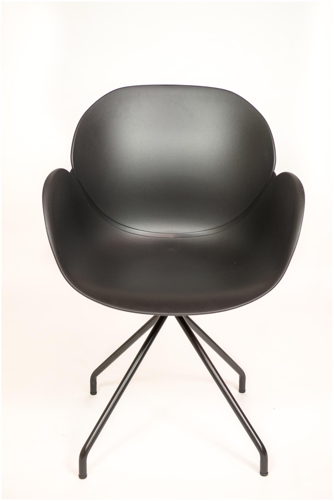 Barkruk stoel fabulous stoel barkruk oscar atelier for Bauhaus stoel leer